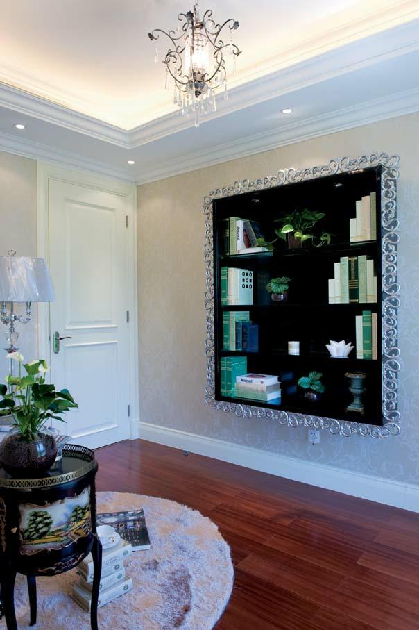 书房图片来自cdxblzs在南山美树 190平米 现代欧式 复式的分享