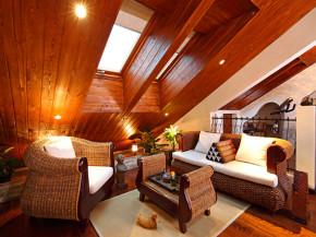 东南亚风格 复式 三居 小资 客厅 客厅装修 其他图片来自沙漠雪雨在210平温馨淡雅东南亚风情的分享