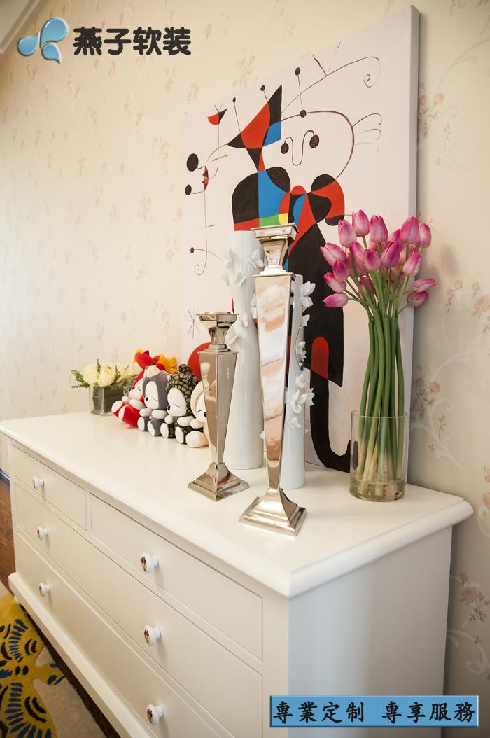 样板房 软装设计 软装 卧室图片来自燕子软装在大同御园的分享