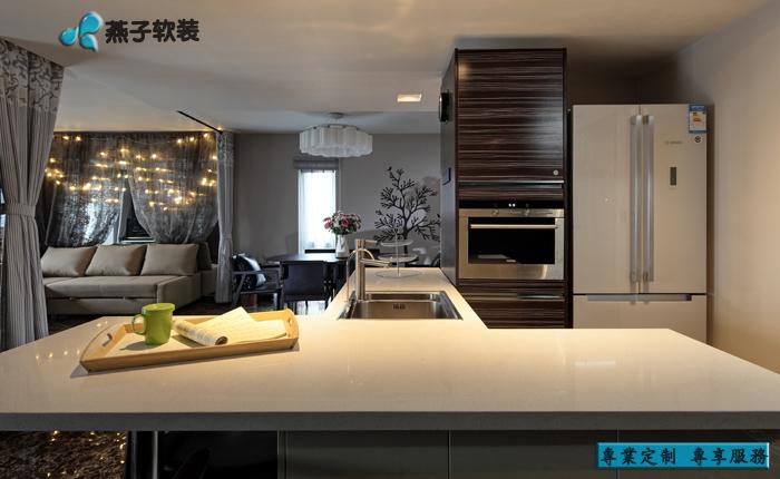 装修设计 专业定制 室内设计 餐厅图片来自燕子软装在紫金联合立方的分享