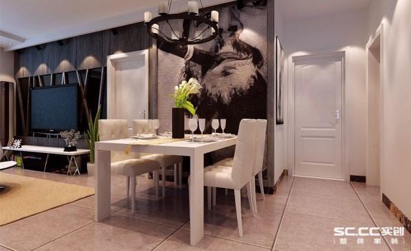 无论从色调的搭配还是墙顶地的线条设计,无不采用极简手法来诠释空间的和谐统一。