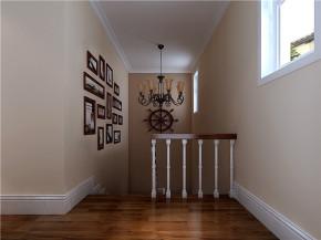 美式 风格 别墅 收纳 小资 装修案例 生活家 天津装修 楼梯图片来自天津生活家健康整体家装在美式乡村的分享