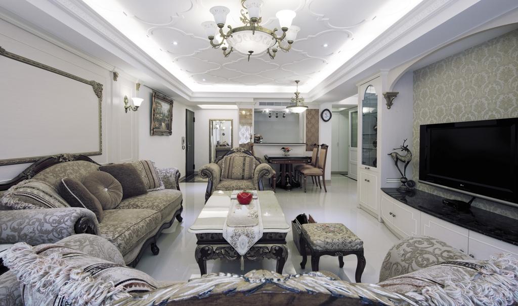 欧式 白领 80后 客厅图片来自成都丰立装饰工程公司在浪漫欧式的分享