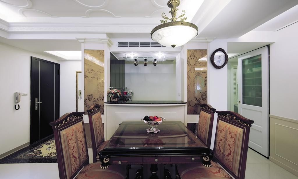 欧式 白领 80后 餐厅图片来自成都丰立装饰工程公司在浪漫欧式的分享