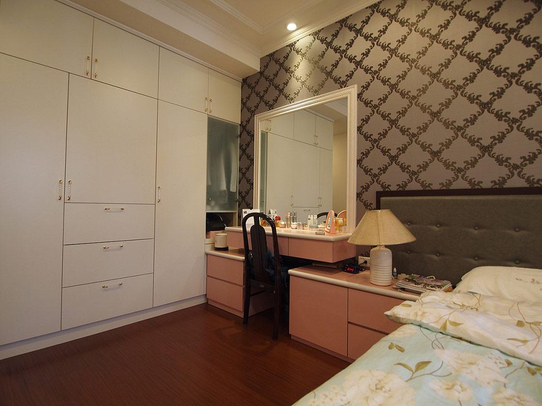 三居 南洋风 卧室图片来自成都丰立装饰工程公司在南洋风的分享