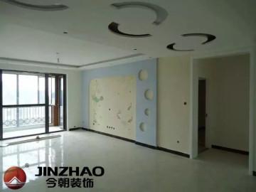【石家庄小区】国际城工地实景