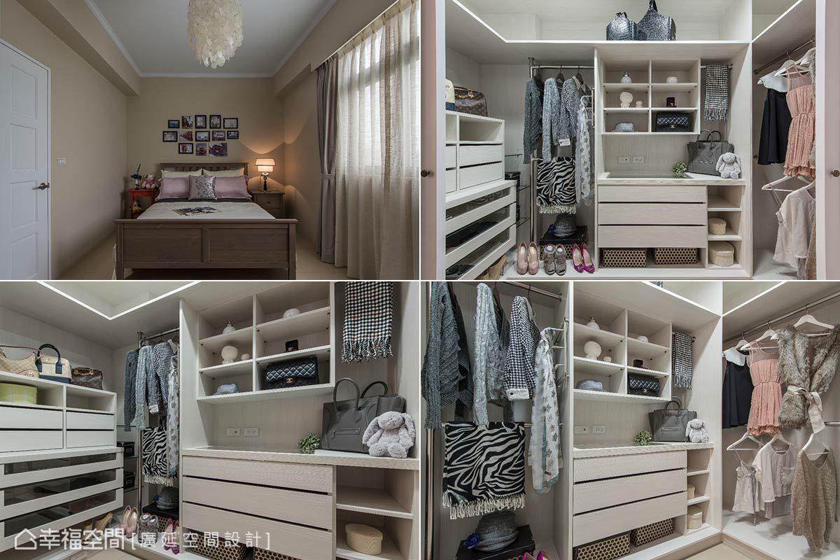 大户型 美式 新古典 收纳 儿童房图片来自幸福空间在191平方米归国学子向往的美式宅的分享