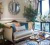 秀兰禧悦都美式风格设计小两室