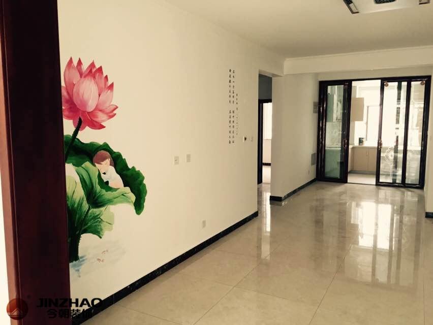 客厅图片来自石家庄装饰家美1在【石家庄小区】鹿景苑施工工地的分享