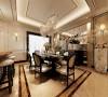 亿城堂庭-220㎡-新古典风格
