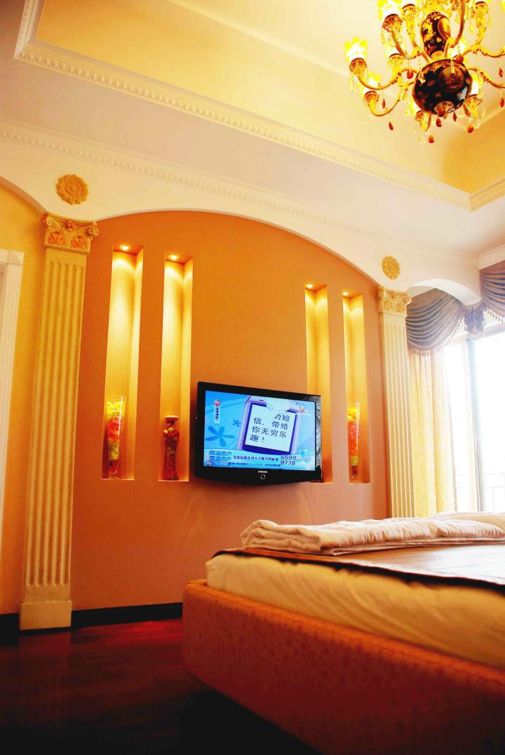 香颂岛 240平米 现代欧式 别墅 卧室图片来自cdxblzs在香颂岛 240平米 现代欧式 别墅的分享