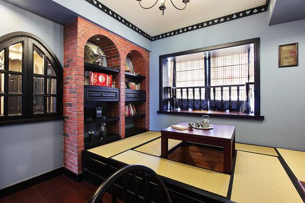 书房的设置却总是极有分寸而又极其丰富地传达着家居主人的内心,从而提升了主人的身份与品位