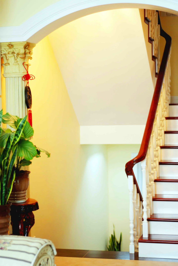 香颂岛 240平米 现代欧式 别墅 客厅图片来自cdxblzs在香颂岛 240平米 现代欧式 别墅的分享