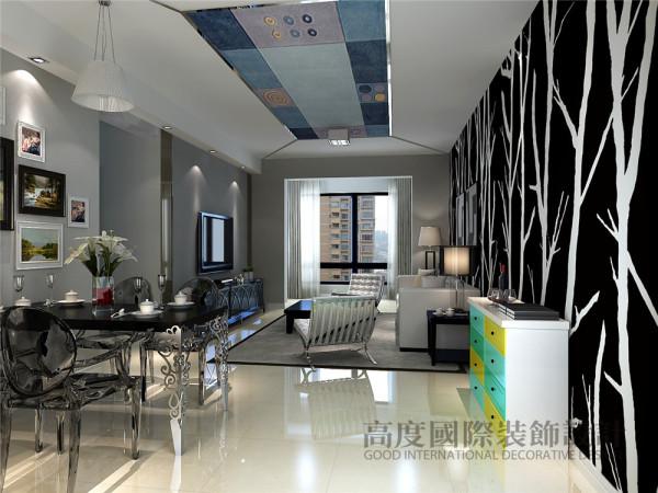 【高清】佳乐国际城 90平 两居室 成都高度国际装饰设计