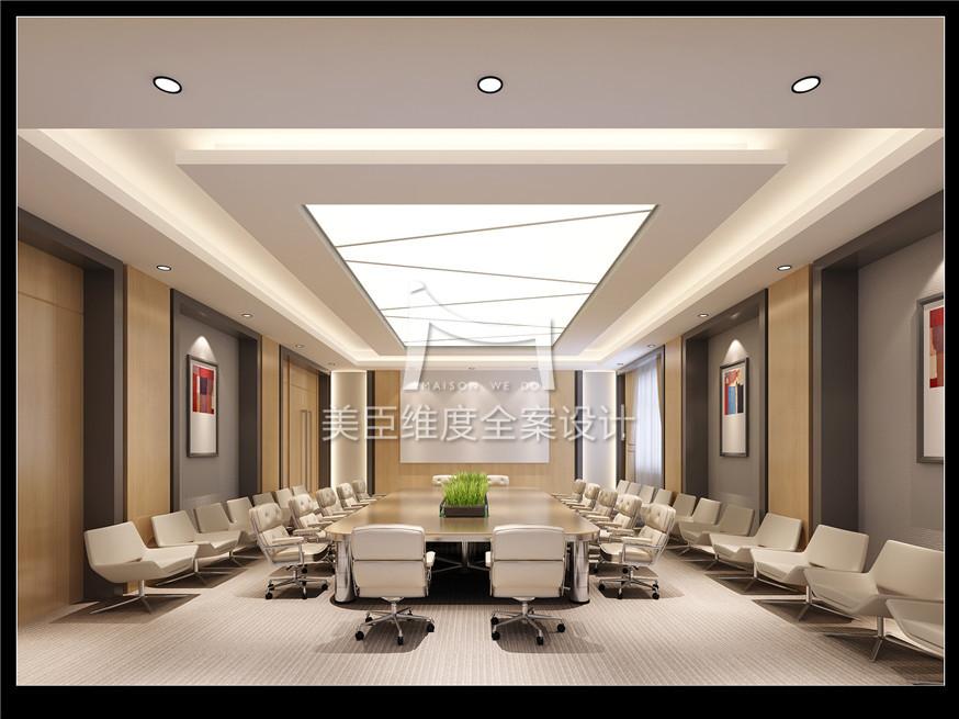 现代 武汉装修 美臣维度 其他图片来自武汉美臣维度全案设计在国亚建筑行政办公室860m²现代风的分享