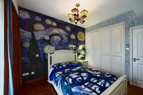 三居 白领 小资 地中海 儿童房图片来自中博装饰在凯德龙湾138方地中海风情居家的分享
