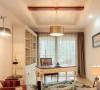 地中海风格的家居挑选家具时,最好是用一些比较低矮的家具,这样让视线更加的开阔,同时,家具的线条以柔和为主。