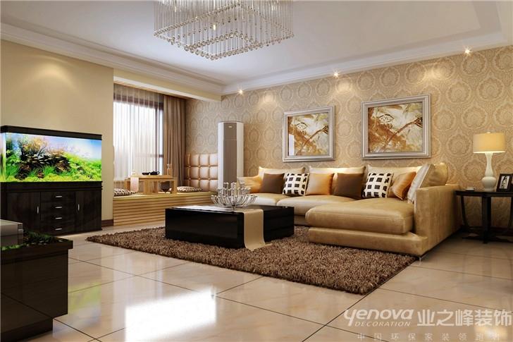 太原业之峰 装修 环保 客厅图片来自太原业之峰诺华装饰杨丽茹在维多利亚风情的分享