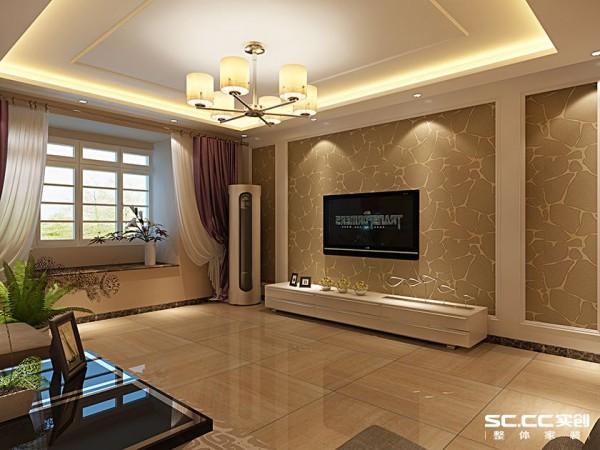 尚书苑 170平三居室-现代简约风格装修-设计案例