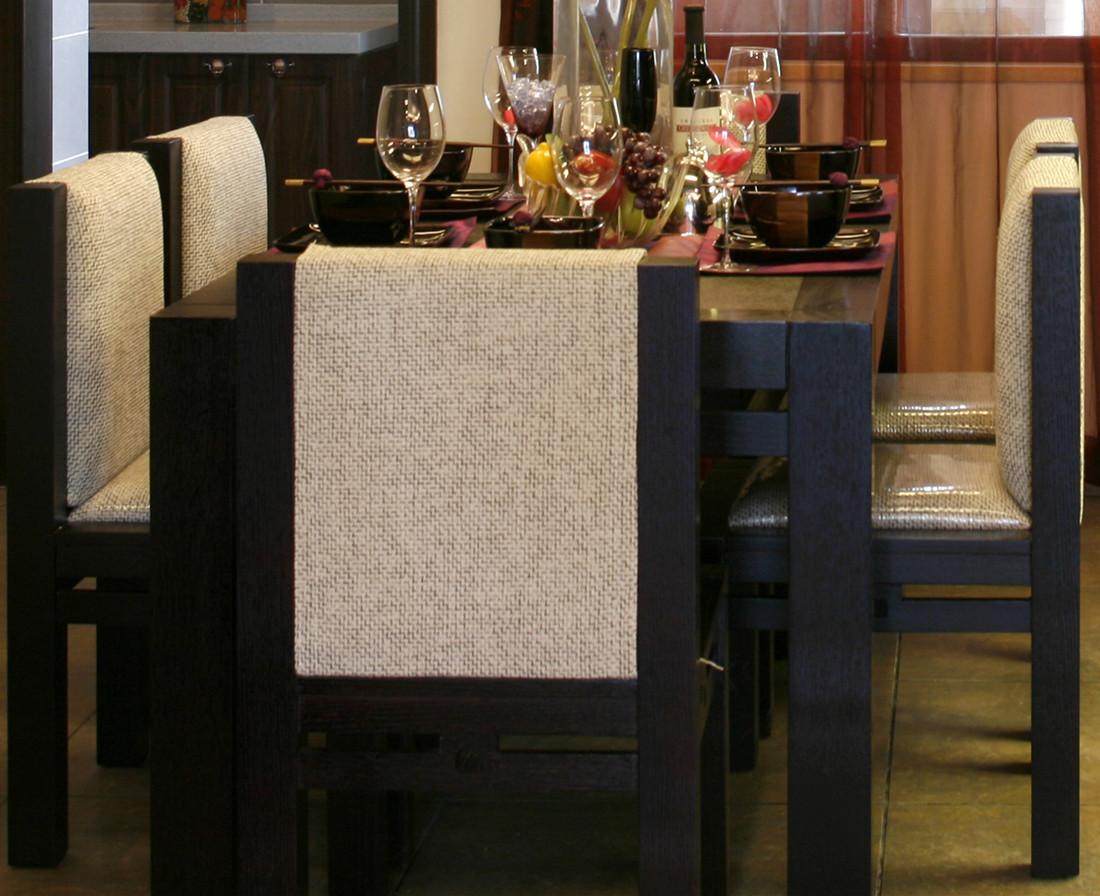 中式 三居 餐厅图片来自创新思维装饰官方博客在保利中式风格的分享