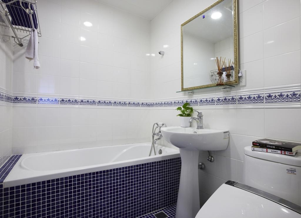 三居 田园 卫生间图片来自成都丰立装饰工程公司在光线进来啦的分享