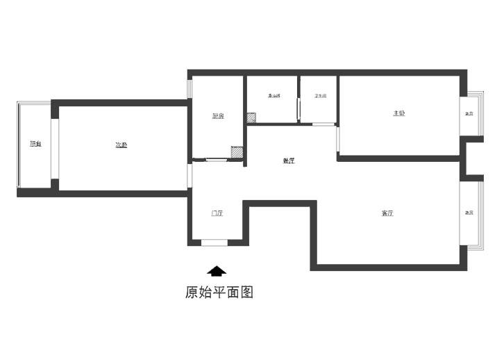 三居 简约中式 简中设计 安逸生活 户型图图片来自实创装饰集团广州公司在归国华侨享受安逸生活的分享