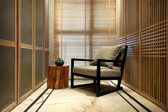 中式风格 客厅装修 中式客厅 卧室装修 洗手间装修 中式卧室装 书房图片来自上海实创-装修设计效果图在原木设计追求心素如简人如淡菊的分享