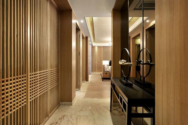中式风格 客厅装修 中式客厅 卧室装修 洗手间装修 中式卧室装 其他图片来自上海实创-装修设计效果图在原木设计追求心素如简人如淡菊的分享