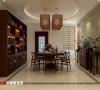 想象国际191平四居室装修效果图