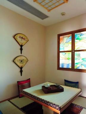 东南亚 四居 白领 旧房改造 小资 客厅 其他图片来自沙漠雪雨在140平米东南亚风格四居大宅的分享