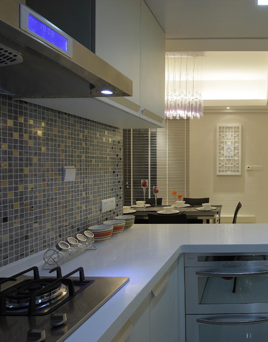 简约 二居 80后 小资 厨房图片来自创新思维装饰官方博客在中信城现代简约的分享