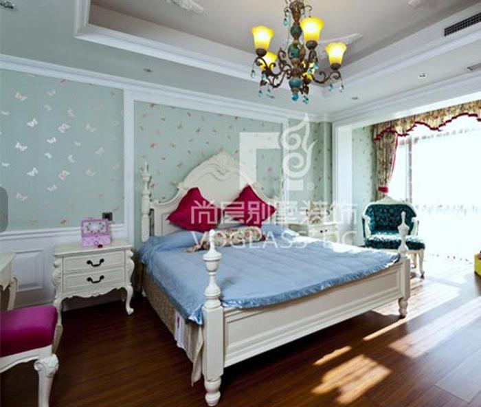 欧式 别墅 简约图片来自别墅装修设计--南京尚层装饰在南京别墅装修设计的分享