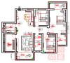 尚嘉装饰白庙小区140平方方案