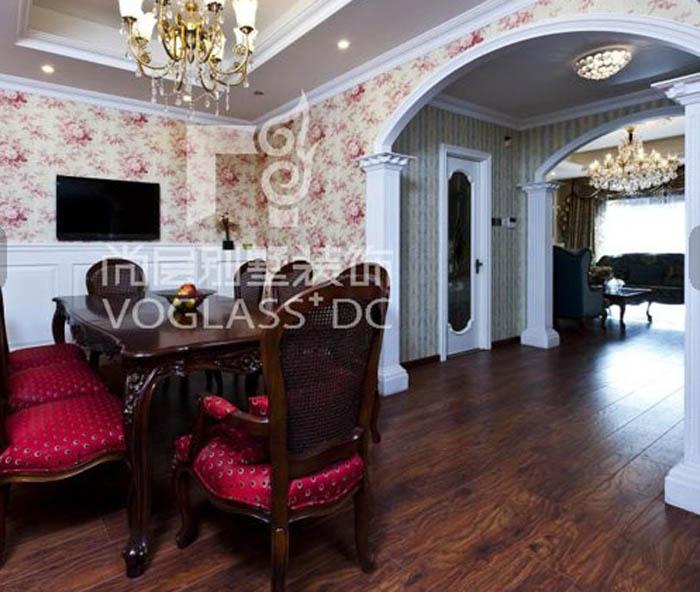 欧式 别墅图片来自别墅装修设计--南京尚层装饰在南京别墅装修设计的分享
