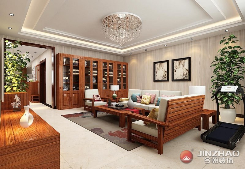 中式 客厅图片来自chlhws123在默认专辑的分享