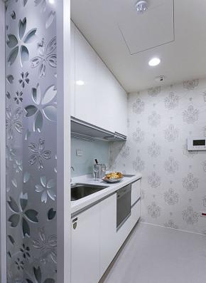 田园 欧式 三居 小清新 小资 厨房图片来自一号家居网成都站在贵通御苑雙楠城的分享