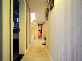 混搭 三居 二居 收纳 旧房改造 小资 客厅 其他图片来自沙漠雪雨在90平米现代混搭复式楼的分享