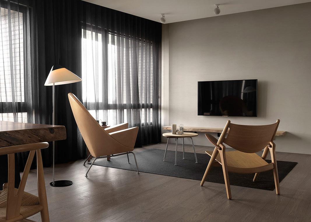 简约 三居 小资 沉静 客厅图片来自一号家居网成都站在中铁瑞景颐城的分享