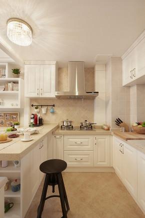 清新 二居 小资 美式 温馨 厨房图片来自一号家居网成都站在武海中华名城的分享