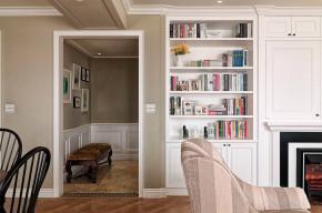 混搭 三居 白领 舒适 书房图片来自一号家居网成都站在簇桥玲珑郡的分享