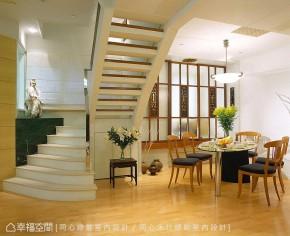 四居 新古典 简约 收纳 楼梯图片来自幸福空间在264平高雄美术馆旁新古典屋的分享