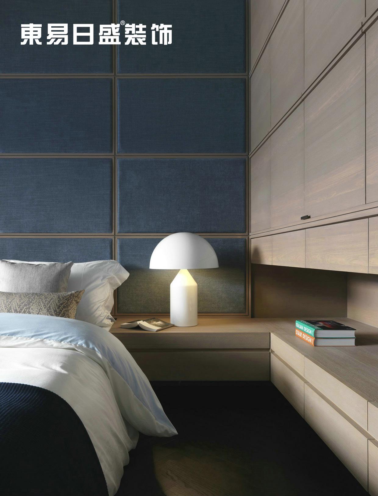 卧室图片来自武汉东易日盛在华侨城-北欧风格-罗勇的分享