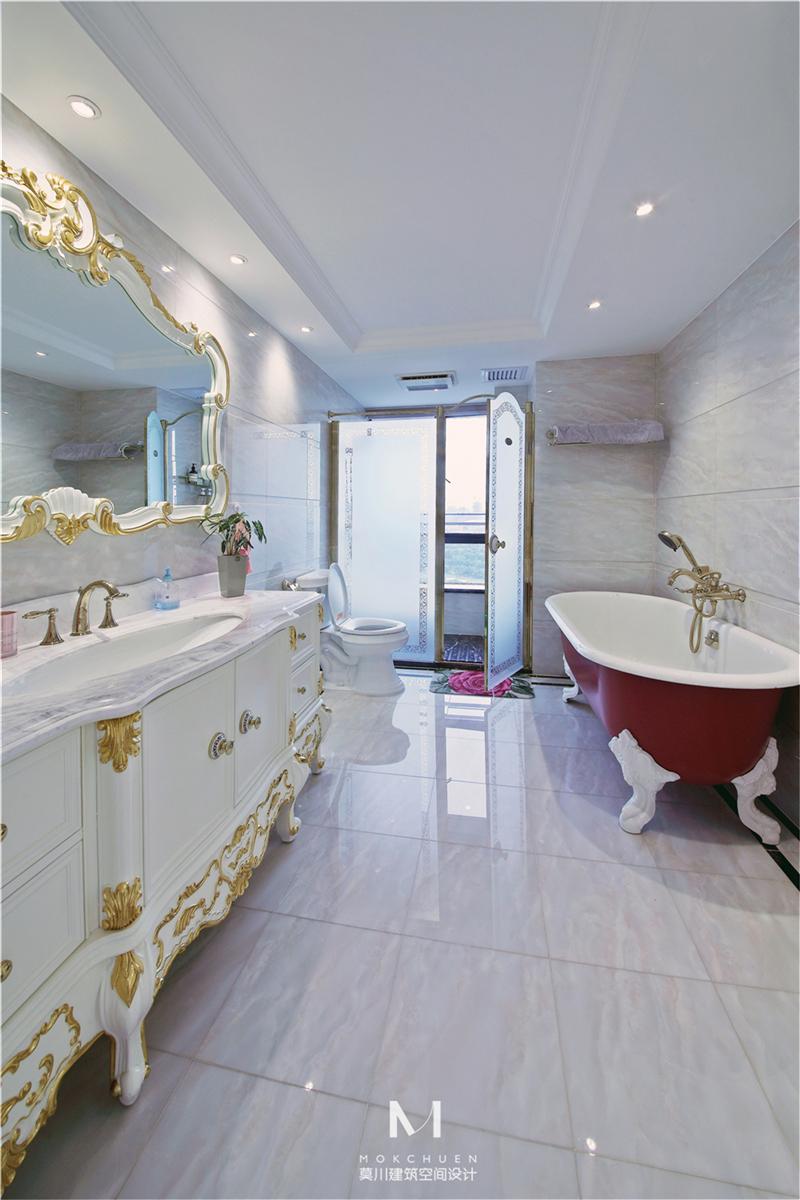 卫生间图片来自莫川王远在中信红树湾-浪漫法式风格的分享