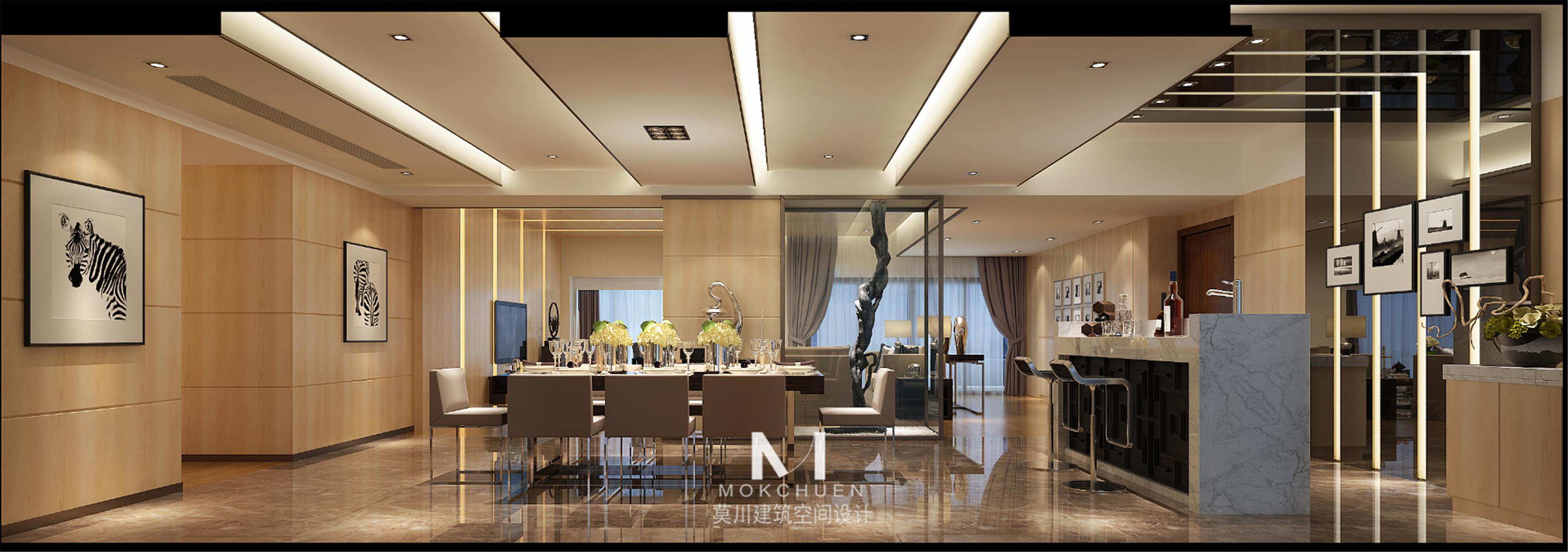 别墅设计 现代简约 客厅图片来自莫川王远在君临天下-现代风格的分享