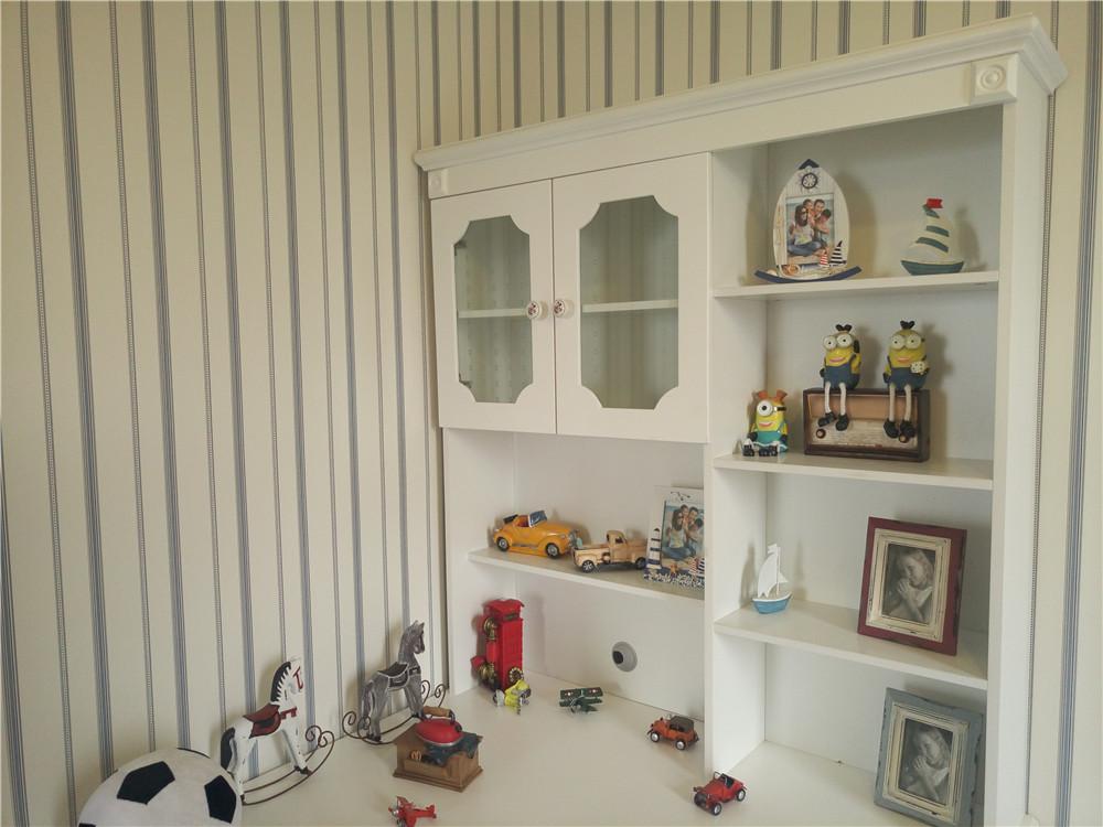 简约 混搭 三居 港式 白领 80后 儿童房图片来自成都V2装饰在浪漫港式简约家的分享