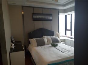 简约 混搭 三居 港式 白领 80后 卧室图片来自成都V2装饰在浪漫港式简约家的分享