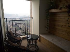 简约 混搭 三居 港式 白领 80后 阳台图片来自成都V2装饰在浪漫港式简约家的分享