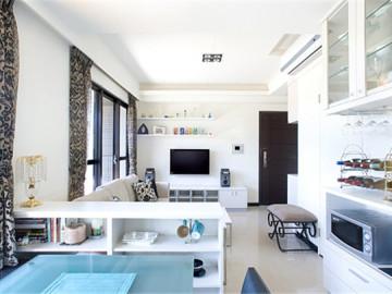 海洋半岛-两室两厅-现代简约