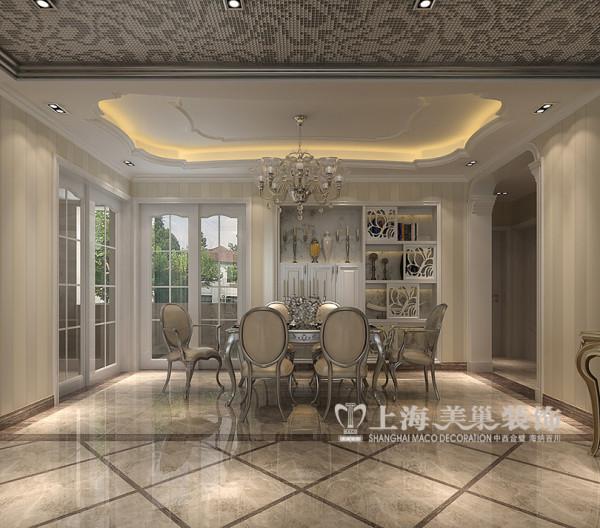 联盟新城装修效果图3室2厅户型案例设计——餐厅