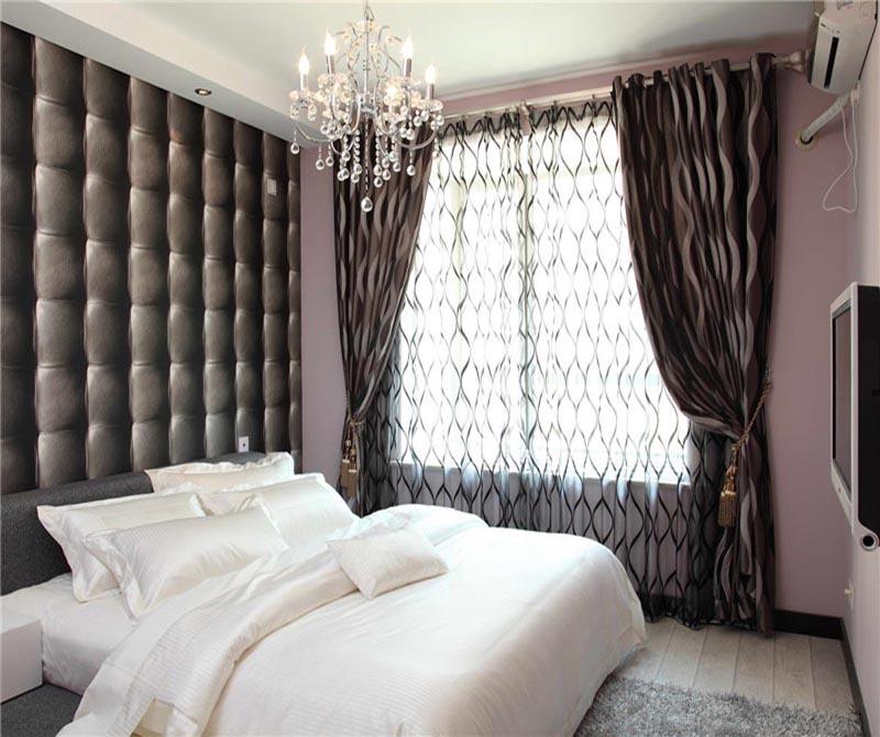 简约 二居 卧室图片来自重庆欧也装饰在安泰城市理想现代简约的分享